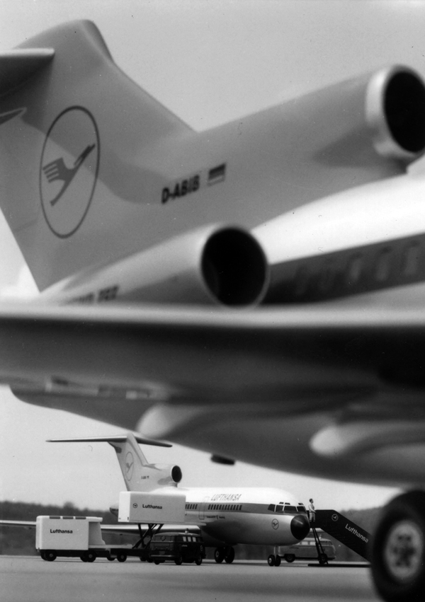 Lufthansa corporate identity