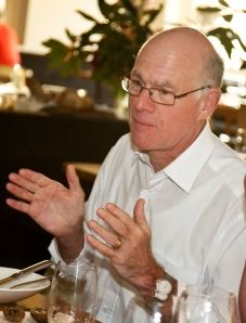 Professor Dr Norbert Lammert, President of the German Bundestag.