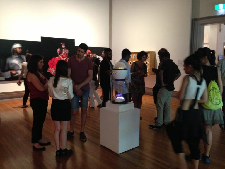 main gallery 3.30 am