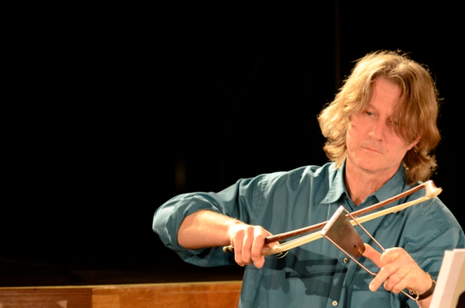Peter Neville, percussion, ELISION Ensemble