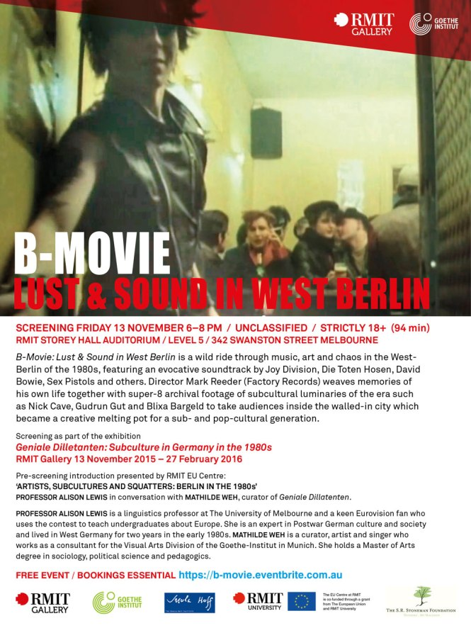 B-movie flyer small
