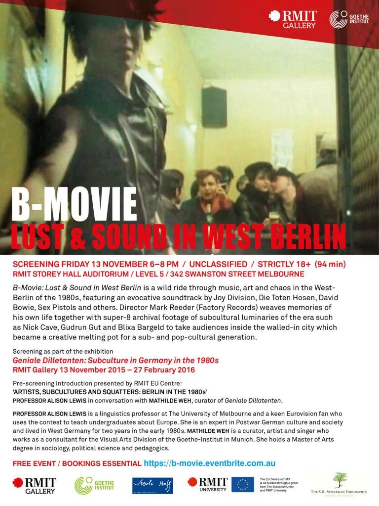 B-movie flyer small