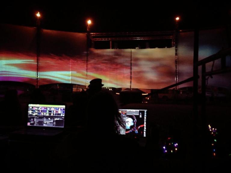Burning Man - MindBuffer