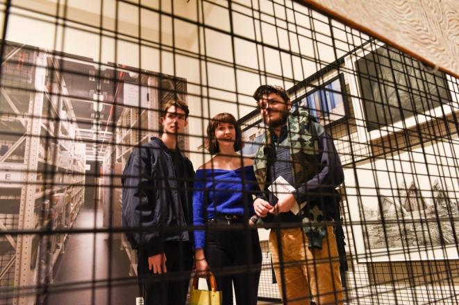 Quiddity opening night RMIT Gallery 2016, photo by Vicki Jones Photography