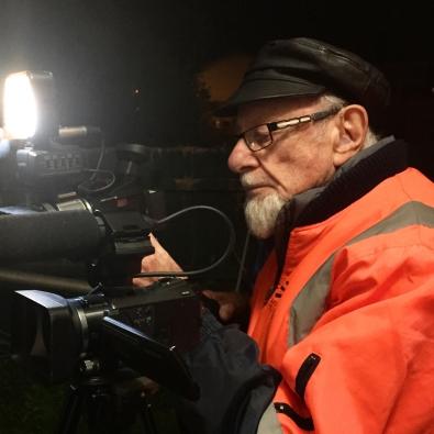 Cinematographer David Muir ACS BSC.