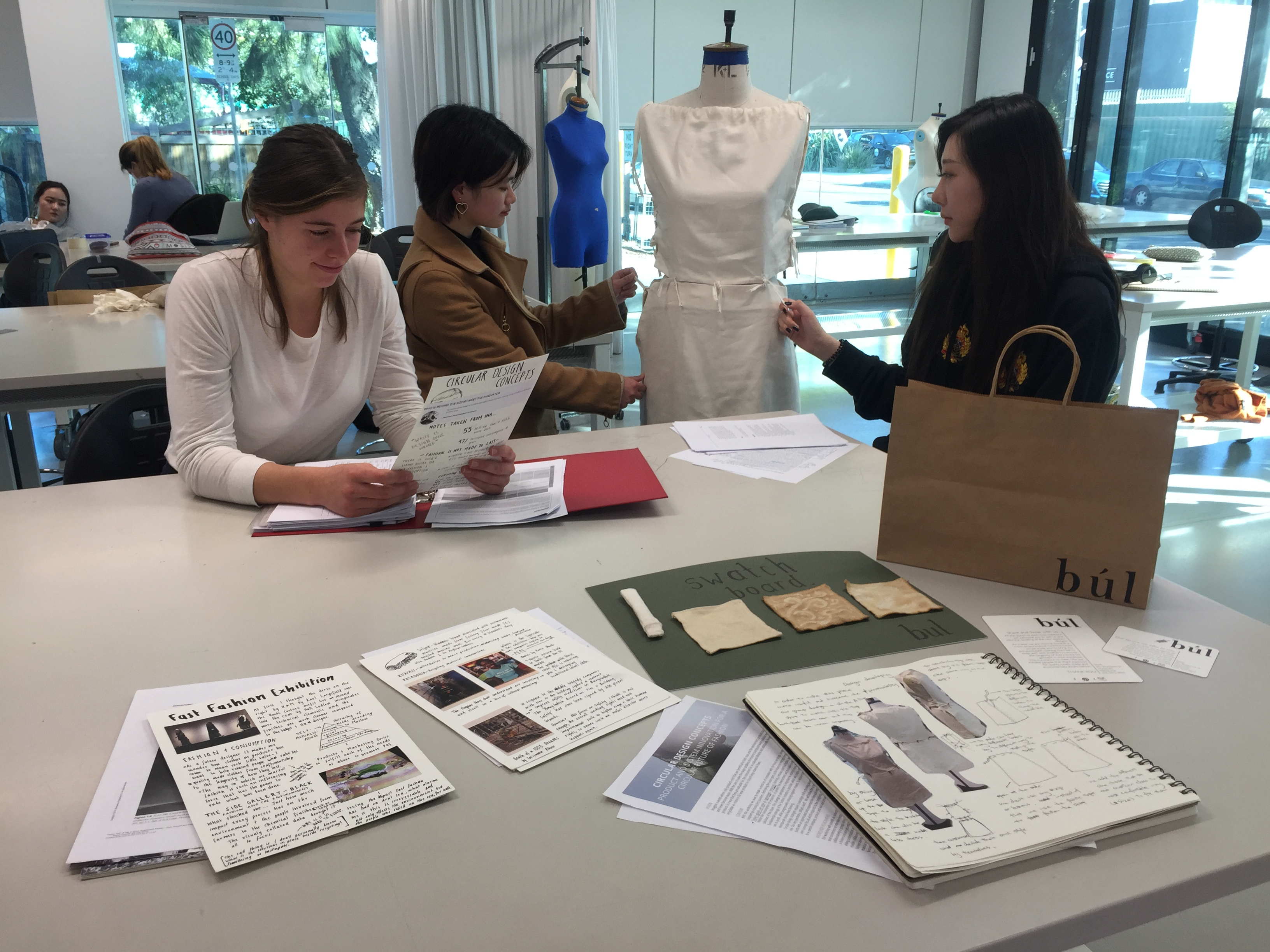 Fast Forward Fashion 2030 Meet The Designers Rmit Gallery